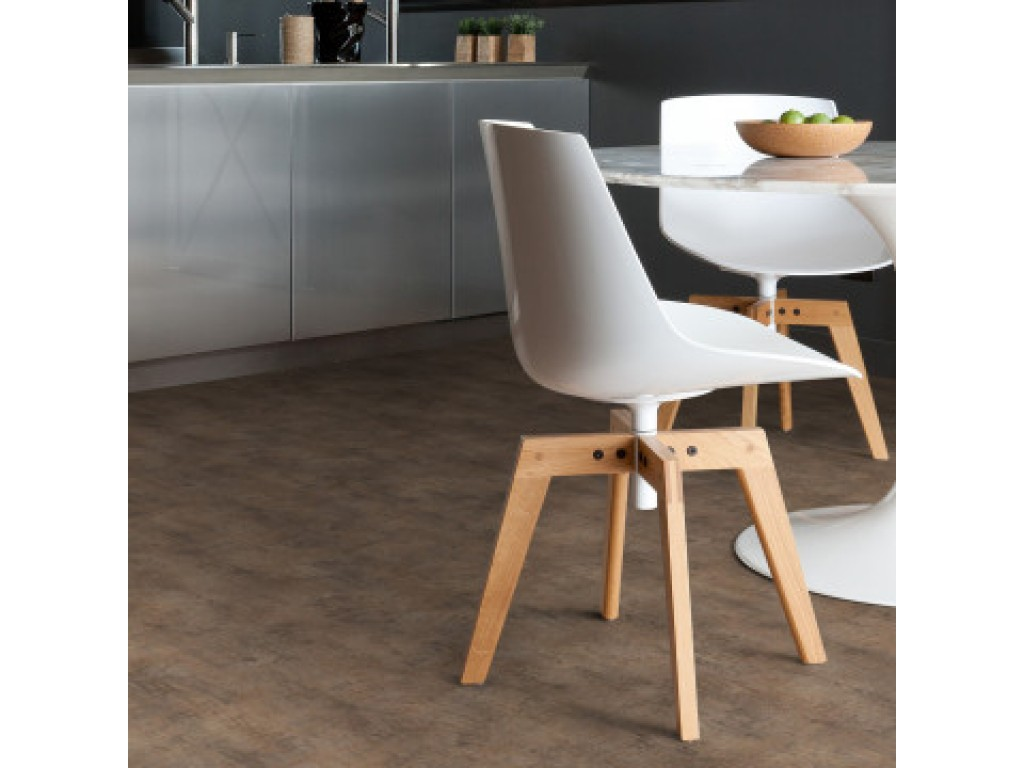 Gerflor HQR 2219 Rought Chocolate