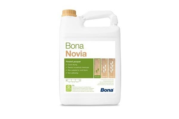 Renovácia podlahy BONA Novia