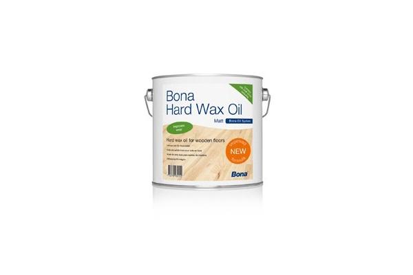 Renovácia podlahy BONA Hard Wax Oil