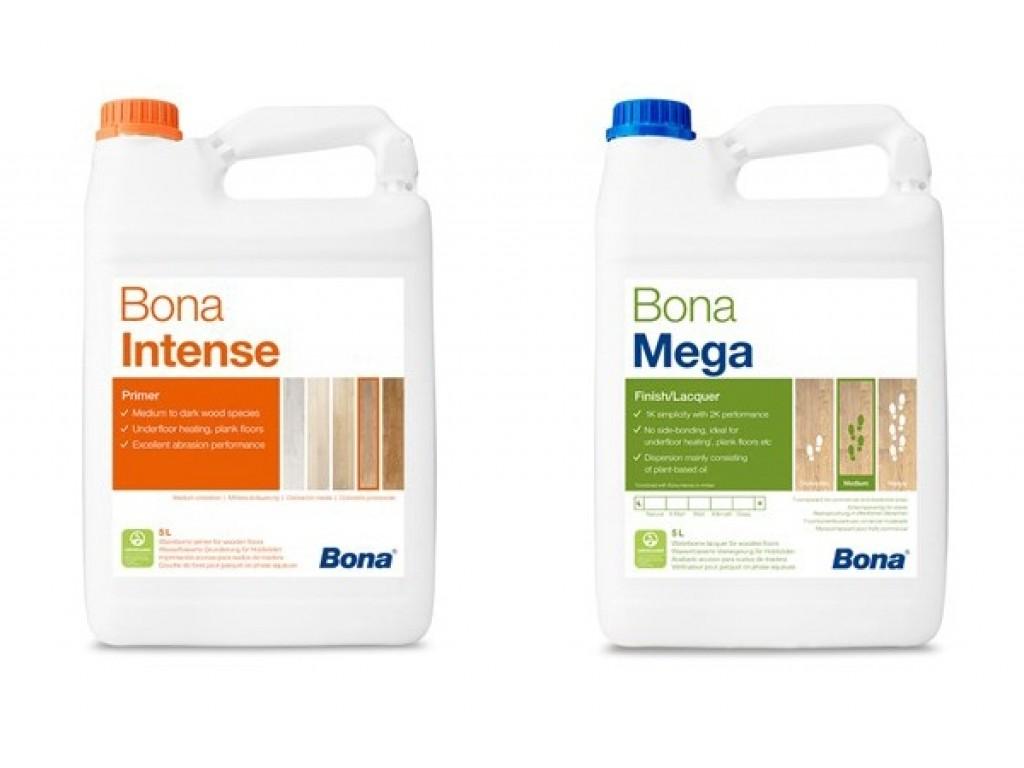 Renovácia podlahy BONA Mega
