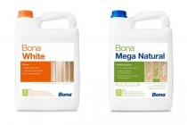 Renovácia podlahy BONA Mega Natural brúsenie parkiet