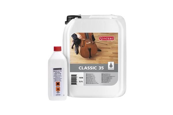Renovácia podlahy SYNTEKO Classic