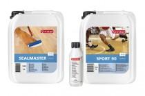 Renovácia podlahy SYNTEKO Sport brúsenie parkiet