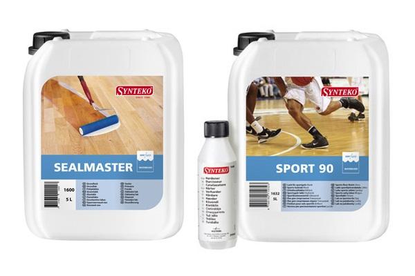 Renovácia podlahy SYNTEKO Sport