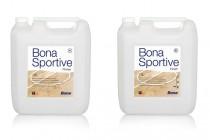 Renovácia podlahy BONA Sportive  brúsenie parkiet