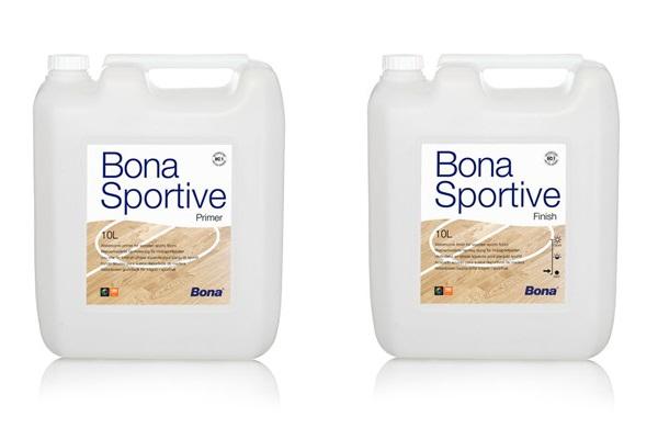 Renovácia podlahy BONA Sportive