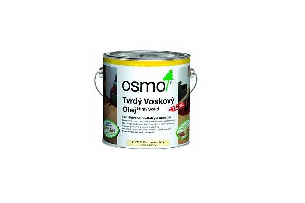 Renovácia podlahy OSMO Hard Wax Oil