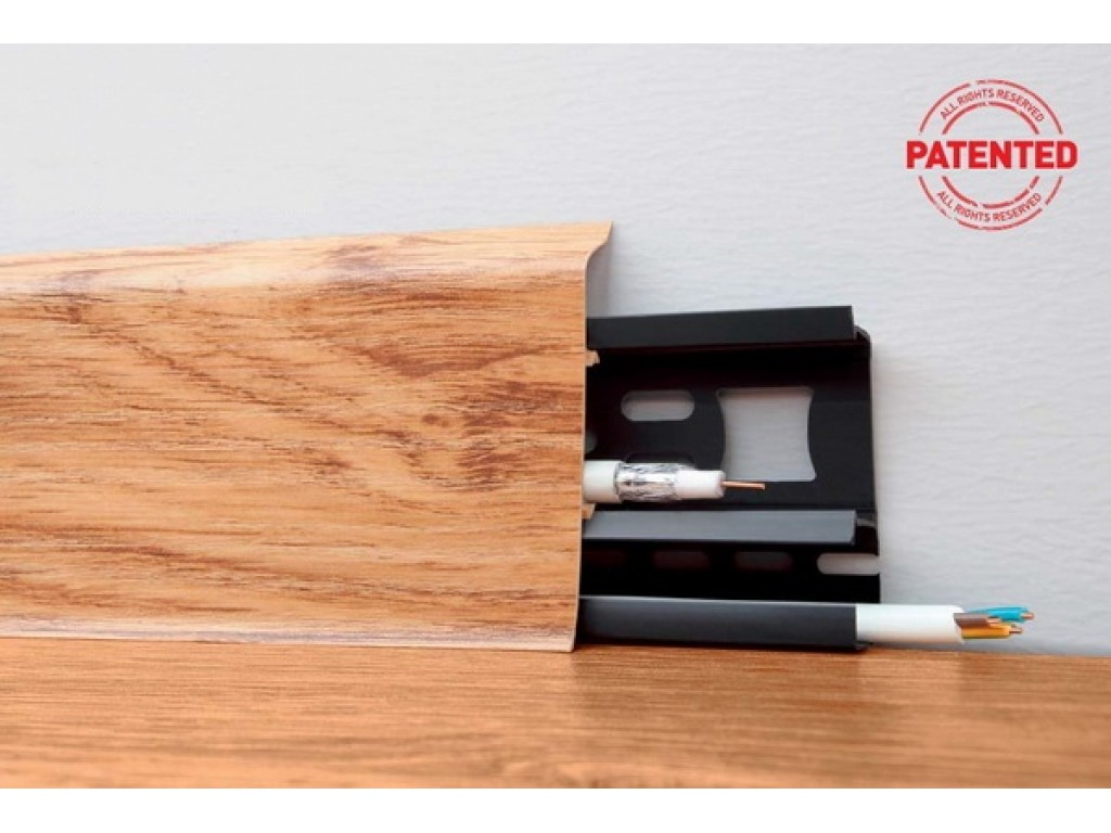 Lišta PVC Arbiton Indo 70