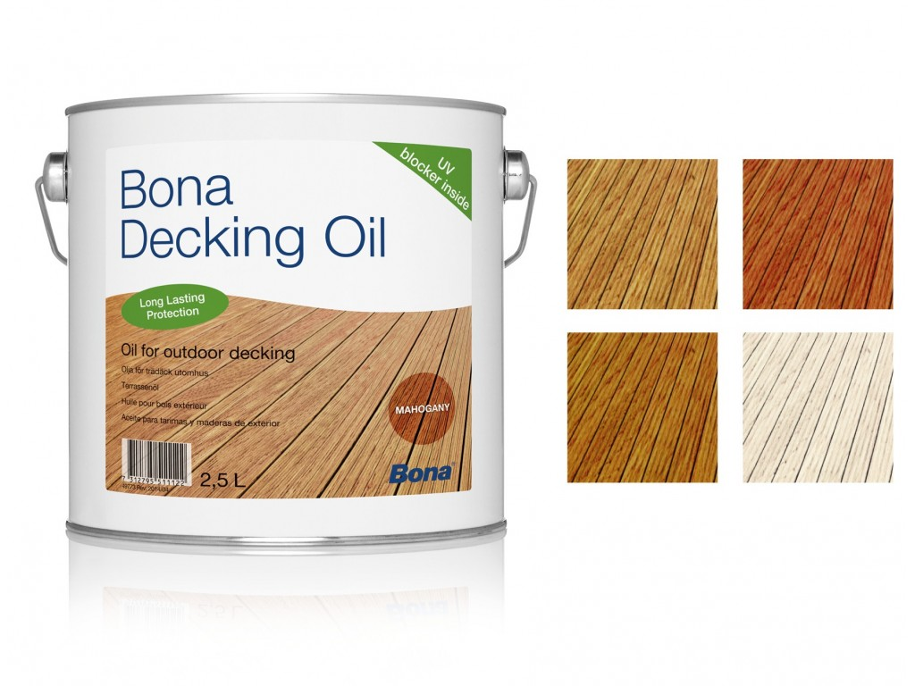 Bona Decking Oil 2,5 L