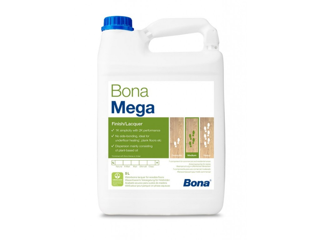 Bona Mega Natural 5 L