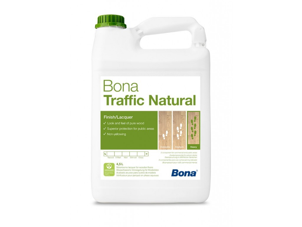 Bona Traffic Natural 4,95 L 2K