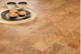 Korkové podlahy