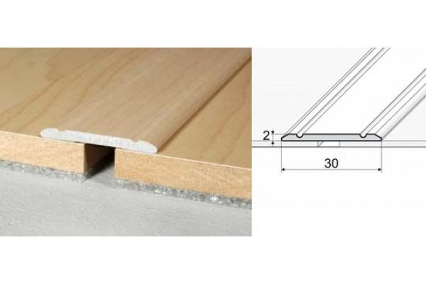 Prechodový profil A02-drevo samolepiaci