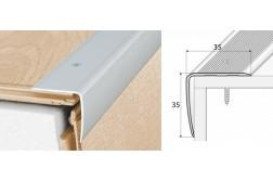 Schodový profil A41 na skrutku