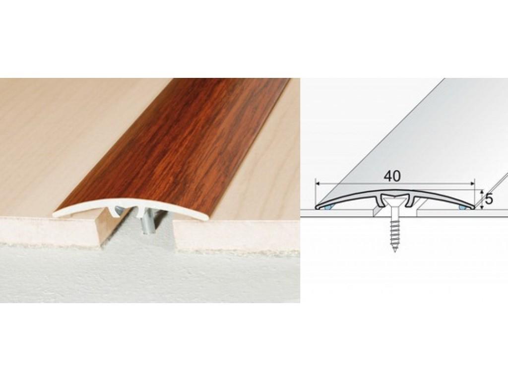 Prechodový profil A64-drevo