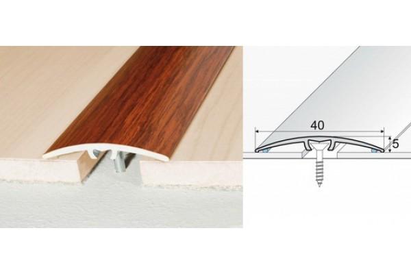 Prechodový profil A64-biela
