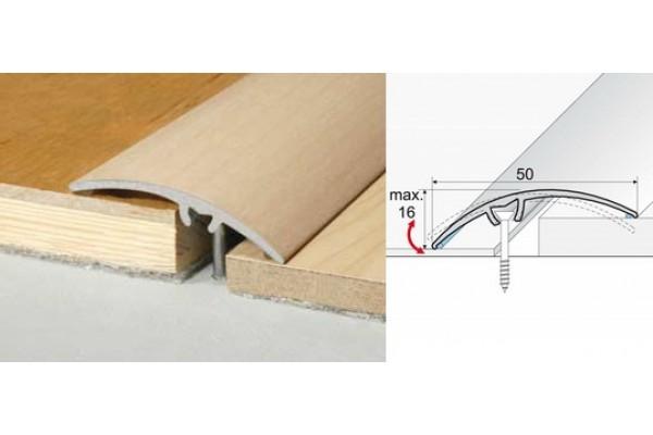 Vyrovnávací profil A65-drevo