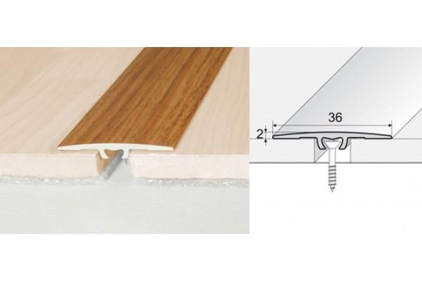 Prechodový profil A68-drevo