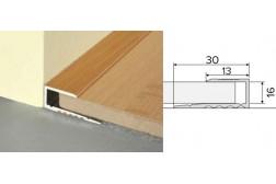 Ukončovací profil D61-drevo