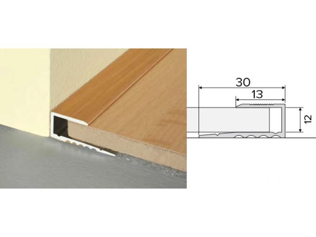 Ukončovací profil D62-drevo