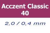 Acczent Classic 40
