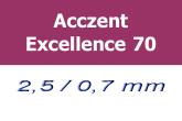 Acczen Excellence 70 Topaz